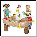 Anchors Away Water Play Pirate Ship by LITTLE TIKES INC.