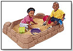 Step2 Naturally Playful Sandbox by THE STEP2 COMPANY