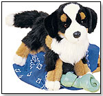 Bernese Mountain Dog Trevor by DOUGLAS CUDDLE TOYS