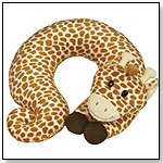 "10"" Keep Me Comfy Gerome Giraffe Neckrest by AURORA WORLD INC."