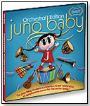 Orchestral CD by JUNO BABY INC.