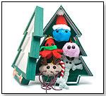 Christmas Tree Mini Microbe Box by GIANTMICROBES