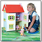 Le Toy Van Tutti Frutti Doll House by HOTALING IMPORTS
