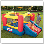 Jump 'n Slide Inflatable Bouncer by LITTLE TIKES INC.