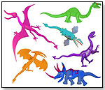 JURASSICMORPHS by RIVER DOLPHIN TOYS