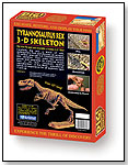 DIG! & DISCOVER: 3D T-Rex by KRISTAL EDUCATIONAL INC.