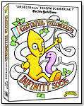Gustafer Yellowgold's Infinity Sock by APPLE-EYE PRODUCTIONS