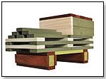 Citiblocs Camo Colors 100 Piece Building Set by CITIBLOCS LLC