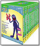 Shalom Sesame 12-DVD Boxed Set by SISU HOME ENTERTAINMENT, INC.
