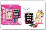 Barbie Make Up Artist Sketch Set by FASHION ANGELS