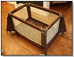 Cardinal Gates Snap N Nap Lightweight Travel Bed by CARDINAL GATES