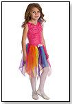 Pink Rainbow Fairy by LITTLE ADVENTURES LLC