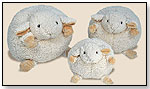 Sleep Sheep Poufs by CLOUD B