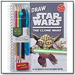 Draw Star Wars®: The Clone Wars™ by KLUTZ