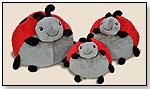 Twilight Ladybug Poufs by CLOUD B