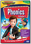 Phonics Vol. 1 DVD by ROCK