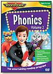 Phonics Vol. 2 DVD by ROCK