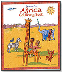 Africa Coloring Book by PUTUMAYO KIDS