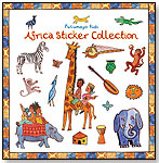 Africa Sticker Collection by PUTUMAYO KIDS