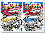 Hot Wheels Collectible Puzzle Erasers by FASHION ANGELS