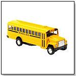 Pull-Back School Bus by TOYSMITH