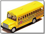 "Kinsmart - School Bus 5"" by TOY WONDERS INC."