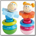 Monsieur or Madame Wooden Clutching Toys by HABA USA/HABERMAASS CORP.