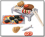 Grill Set Sizzle Expert by HABA USA/HABERMAASS CORP.
