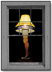 The Leg Lamp by WOWindows, LLC