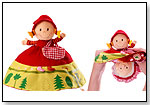 Reversible Little Red Riding Hood by LILLIPUTIENS