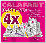 Calafant Princess/Knight Party Set by CREATIVE TOYSHOP