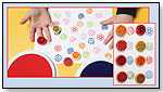 Ready2Learn™ Paint & Clay Finger Printers by CENTER ENTERPRISES