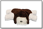Cozy Cushion - Douglas the Dog by PRITTY IMPORTS LLC