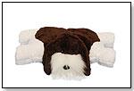 Cozy Cushion - Douglas the Dog by PRITTY IMPORTS LLC