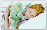 Cozy Cushion - Ella the Elephant by PRITTY IMPORTS LLC