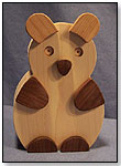 Wooden Koala Bear Bank by CHARLIE'S WOODSHOP