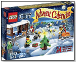 LEGO® City Advent Calendar 7553 by LEGO