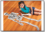 Skeleton Foam Floor Puzzle by LEARNING RESOURCES INC.