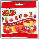 Peach Rings - 10lbs bulk by JELLY BELLY CANDY COMPANY