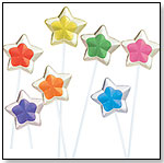 Twinkle Pops® 2-Tone Star (60 Pieces) by LEO ARRETIN INC