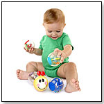 Baby Einstein Roller Pillar Activity Balls by KIDS II
