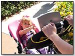 Baby Beehavin' Stroller DVD Pouch™ by BABY BEEHAVIN