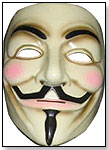 V for Vendetta Mask by RUBIE