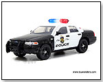 Jada Toys Hero Patrol - Ford Crown Victoria Minneapolis Police Department - 1:64 scale die-cast collectible model car</title><style>.adr8{position:abs by TOY WONDERS INC.