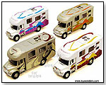 International Traveling RV Die-cast Collectible Model Car by TOY WONDERS INC.