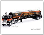 Die-cast-Promotions Harley-Davidson - International Transtar COE w/ Petroleum Tanker. 1:64 scale diecast collectible model car</title><style>.adr8{pos by TOY WONDERS INC.