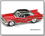YATMING - 1961 Desoto Adventurer Hard Top. 1:18 scale diecast collectible model car by TOY WONDERS INC.