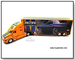 Jada Toys Road Rigz Bigtime Muscle - Peterbilt 387 Hauler Tractor Traile 1:32 scale die-cast collectible model car.</title><style>.adr8{position:absol by TOY WONDERS INC.