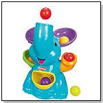 Playskool Poppin' Park Elefun Busy Ball Popper by HASBRO INC.