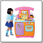 Fisher-Price Dora Fiesta Favorites Kitchen Playset by FISHER-PRICE INC.